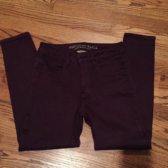 American Eagle Outfitters Pants - American Eagle high rise jegging crop